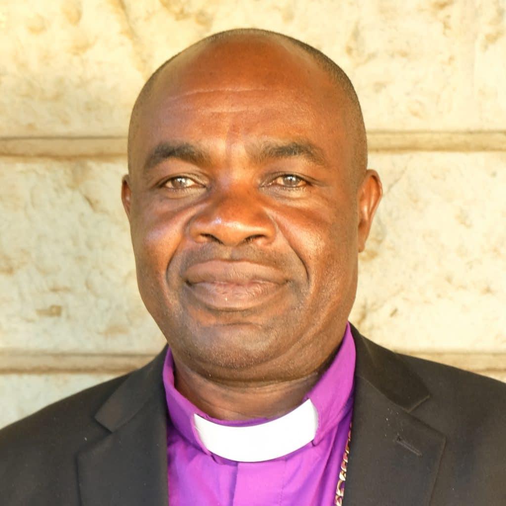 Bishop Katarama Kizungu Sylvain
