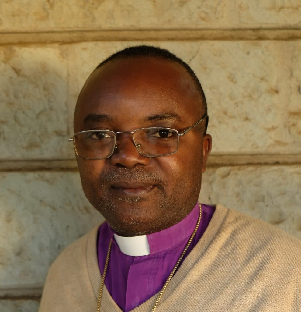Bishop Jacques Muhindo Niravahereni